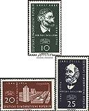Prophila Collection DDR (RDA) 545-547 (Completa.edición.) 1956 110 años Carl-Zeiss-Obras Jena (Sellos para los coleccionistas)