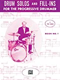 Drum Solos and Fill-Ins 1 for (Ted Reed Publications)