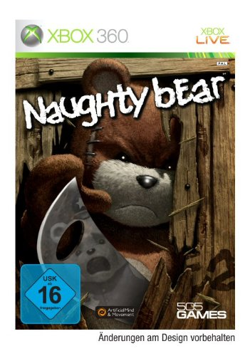 Naughty Bear [Edizione: Germania]