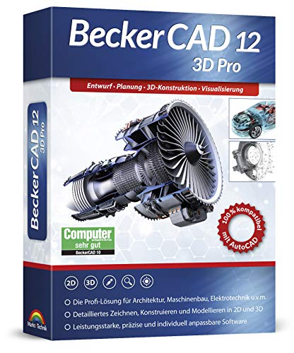 Markt+Technik -  BeckerCAD 12 3D PRO