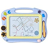 HahaGift Popular Toys for 1 3 2 Year Old Boys Girls Gifts,Magnetic Doodle Erasable Drawing Board for Toddlers Boys Gifts Age 2-6,Birthday for 1-4 Year Old Girls Boys Toys Age 2 3 4 5 1