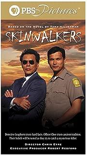 Skinwalkers VHS