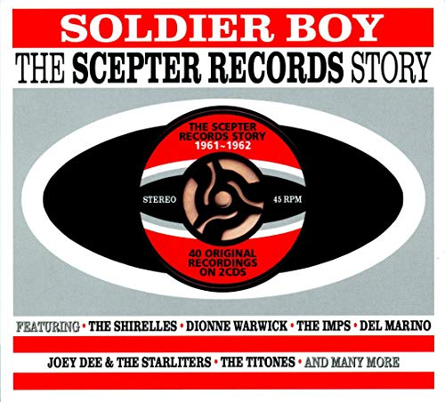 Soldier Boy the Scepter Records Story / Various