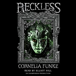 Reckless     Reckless, Book 1              By:                                                                                                                                 Cornelia Funke                               Narrated by:                                                                                                                                 Elliot Hill                      Length: 6 hrs and 45 mins     246 ratings     Overall 4.1