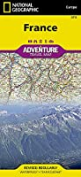 National Geographic Adventure Map France