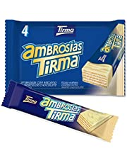 Tirma Ambrosía Chocolate Blanco