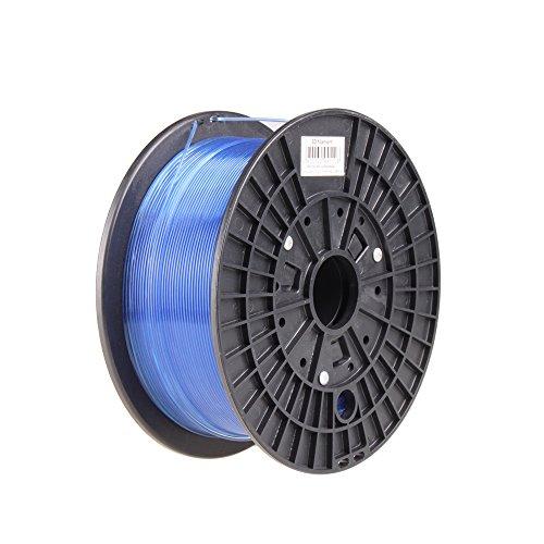 Colido Filamento Gold PLA 1.75mm Blue Clear 1KG