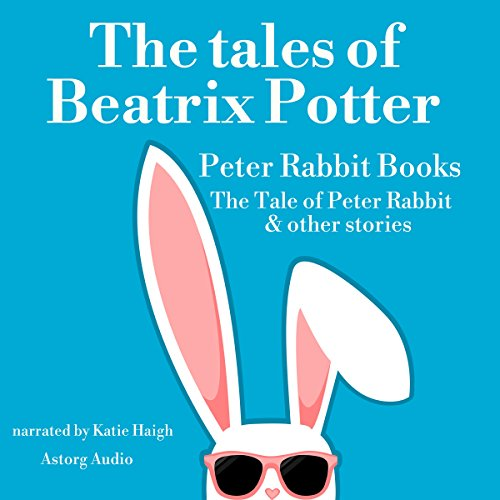 The Tales of Beatrix Potter audiobook cover art