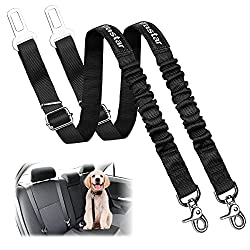 Vastar Adjustable Pet Car Seat Belt