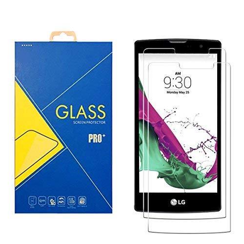 [2 Pack] Panzerglas Schutzfolie LG G4 Stylus H635 / H6350 / 635 / 6350 - Gehärtetem Glas Schutzfolie Bildschirmschutzfolie für LG G4 Stylus H635 / H6350 / 635 / 6350