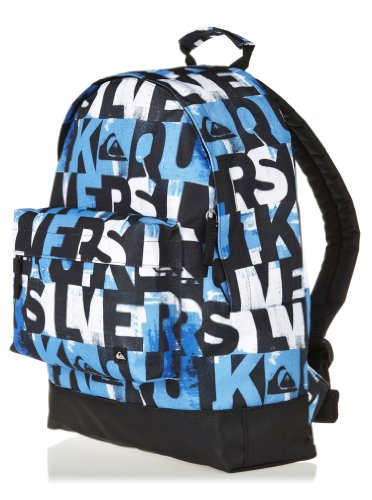 Quiksilver Rucksack Basic B X3, steel blue, 16 Liter, 16 liters, KPMBA221-STB-TU