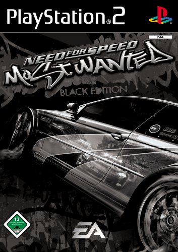Need for Speed: Most Wanted - Black Edition