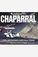Chaparral: Can-Am Racing Cars from Texas (Ludvigsen Library) Paperback