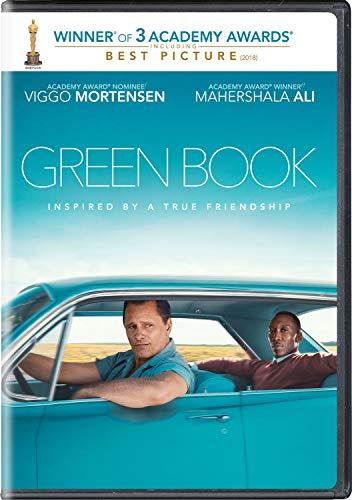 Green Book [DVD]