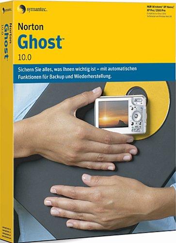 Norton Ghost 10.0 Upgrade