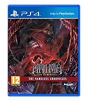 Anima Gate Of Memories - The Nameless Chronicles pour PS4