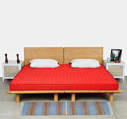 Sleepwell Starlite Discover 5-inch Firm Double Size...