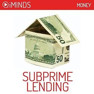 Subprime Lending cover art
