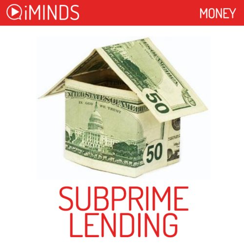 Subprime Lending audiobook cover art