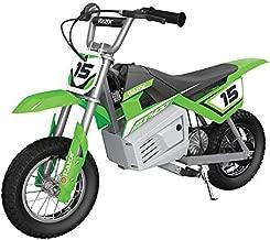 Razor MX400 Dirt Rocket Electric Motocross Bike, Green