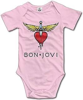 Huijiaoo Bon Jovi Original für Kletterausrüstung Strampler