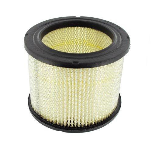 Filtre à air adaptable pour ONAN modèles : BFA, BGA, CKA, CCKB, NH, NHB et NHC - H: 88mm, Ø: ext: 111mm, Ø int: 76mm. Remplace origine: 140-0495