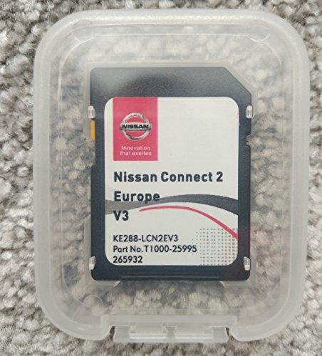 2018 NISSAN CONNECT 2 V3 - Tarjeta SD SATAV, color azul