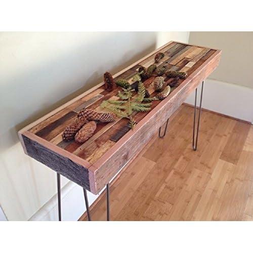 Barn Reclaimed Wood Furniture: Amazon.com