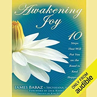 Awakening Joy audiobook cover art