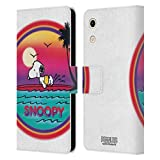 Head Case Designs Offizielle Peanuts Strand Surf Snoopy