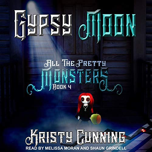 Gypsy Moon audiobook cover art