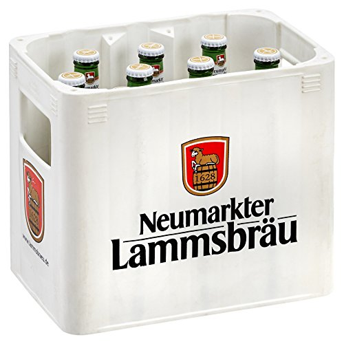 Neumarkter Lammsbräu - Bio Glutenfreies Bier 4,7% Vol. -, MEHRWEG (10 x 0.33 l)