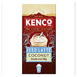Blend a little indulgence into your day Our Cofficionados Recommend, Make with cold milk, for extra creaminess. Add coffee ice cubes, for that extra coffee taste. Top with vanilla ice-cream, for extra indulgence Why not try Vanilla or Original