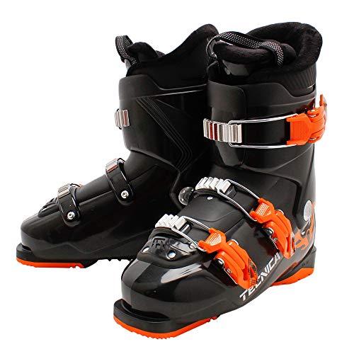 Moon Boot Tecnica JT 3 Chaussures de Ski pour Enfant Noir 22,5 cm