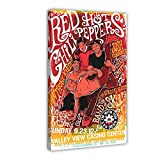 Red Hot Chili Peppers Rock Band Leinwand Poster Wandkunst