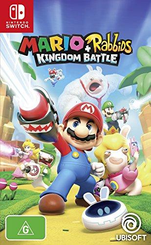 Mario Rabbids Kingdom Battle per Switch - Lingua Italiana