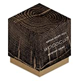 Woodcut Memory Game (Fun challenging memory game for families and friends, 52 pairs of matching cards, keepsake box)
