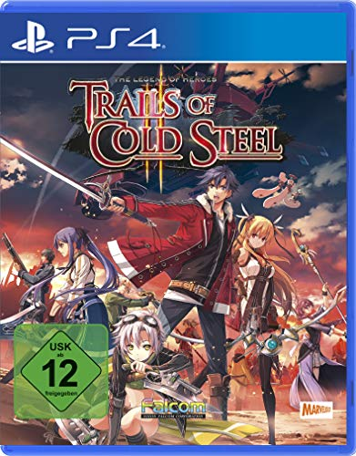 The Legend of Heroes: Trails of Cold Steel 2 - [PlayStation 4]