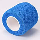 YJYDD 6/12/18 Selbsthaftende Haftbandagen Fixierbinde Bandage Fixierverband (Color : 12x)