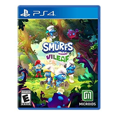 The Smurfs: Mission Vileaf – Collector's Edition (PS4) – PlayStation 4