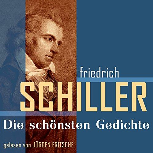 Friedrich Schiller: Die schönsten Gedichte Titelbild