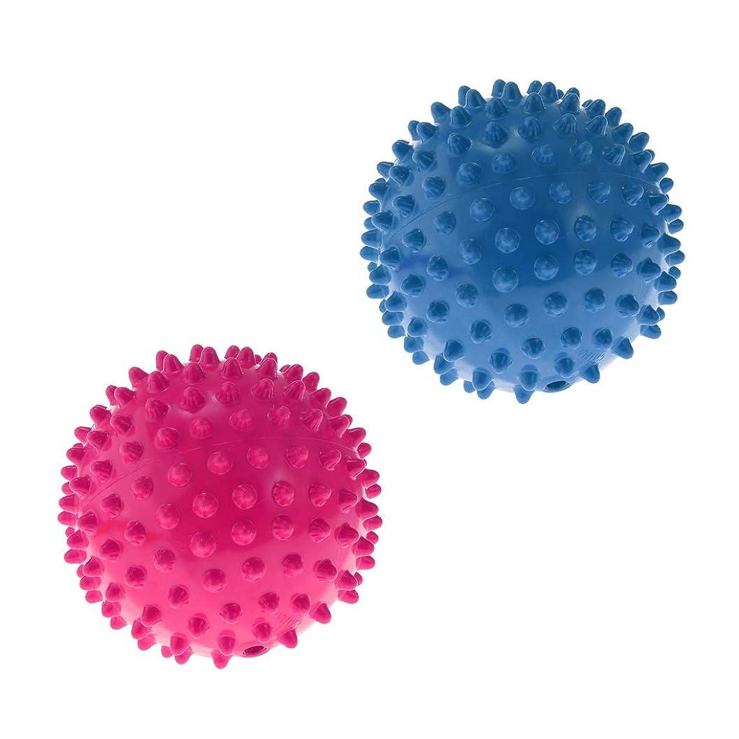 ビジターコーラスタンカーSM SunniMix 2ピース入り ノビー 弾むボール マッサージボール パーティーゲーム 子供教育玩具 耐久性