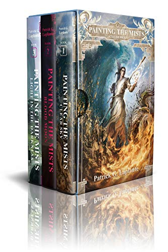 Painting the Mists Box Set: Books 1-3 (Painting the Mists Collected Book 1) (English Edition)