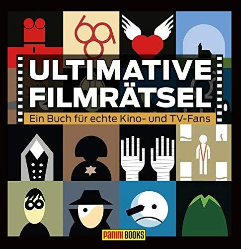 Ultimative Filmrätsel: Ein Geek!-Buch