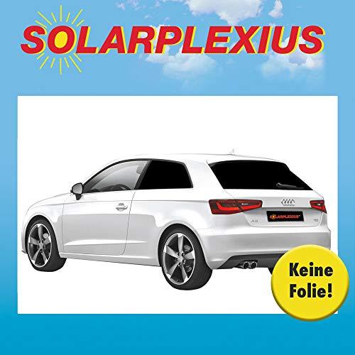 Solarplexius Sonnenschutz Autosonnenschutz Scheibentönung Sonnenschutzfolie A3 Typ 8V 3-Türer ab Bj. 12