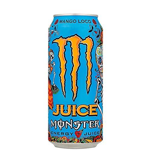 Energético Monster Mango Loco Lata 473ml