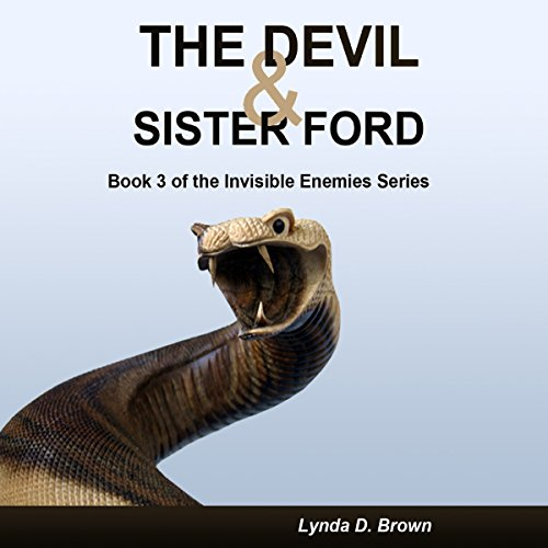 The Devil & Sister Ford audiobook cover art