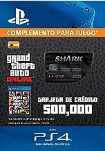 Grand Theft Auto Online - GTA V Cash Card   500,000 GTA-
