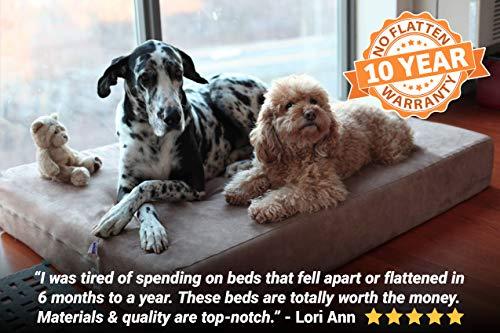 Product Image 6: Big Barker 7″ Pillow Top Orthopedic Dog Bed