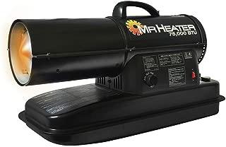 Mr. Heater F270270 75,000 BTU Forced Air Kerosene Heater
